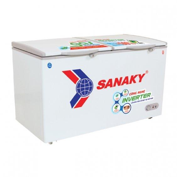 Tủ đông Sanaky 2 ngăn 200l VH-2599W3