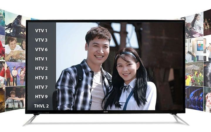 Xem truyền hình miễn phí DVB-T2