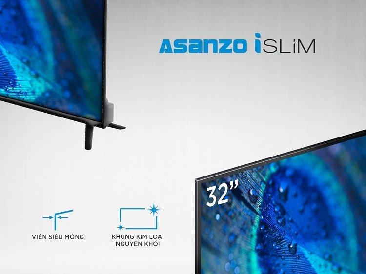 Smart Tivi Asanzo 32 inch 32SL500