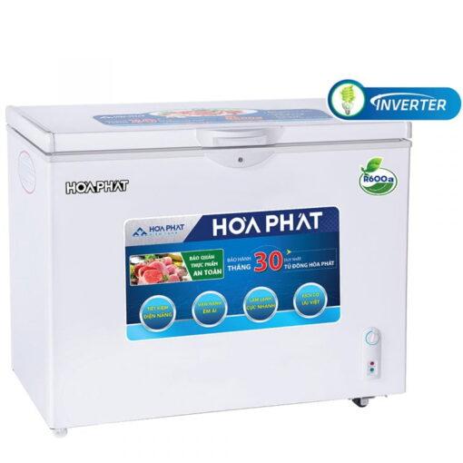Tủ đông Hòa Phát 252L Inverter HCFI 516S1Đ1