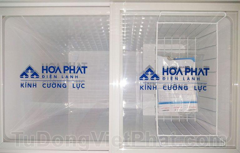 Tủ đông Hòa Phát HCF 336S1Đ1 162 lít