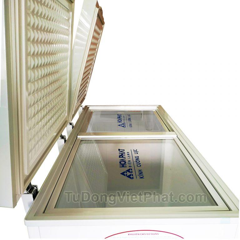 Tủ đông Hòa Phát HCF 606S2Đ2