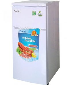 Tủ đông đứng Hòa Phát Funiki HCF 166S 152 lít 6 ngăn (trắng)