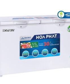 Tủ đông Hòa Phát Inverter HCFI 606S2Đ2
