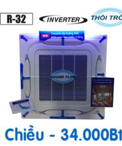 Daikin inverter âm trần 1chieu 10Kw FCF100CVM/RZF100CVM+BRC1E63+BYCQ125EAF