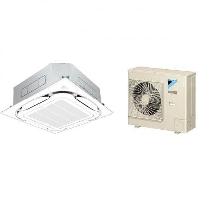 Daikin inverter âm trần 1chieu 14Kw FCF140CVM/RZF140CVM+BRC1E63+BYCQ125EAF