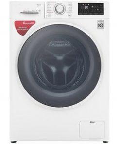 Máy giặt LG lồng ngang 9kg FC1409S4W Inverter Direct Drive