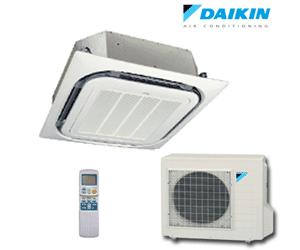 Điều hòa âm trần 1 chiều Daikin FCNQ30MV1/RNQ30MV1 - 30.000BTU