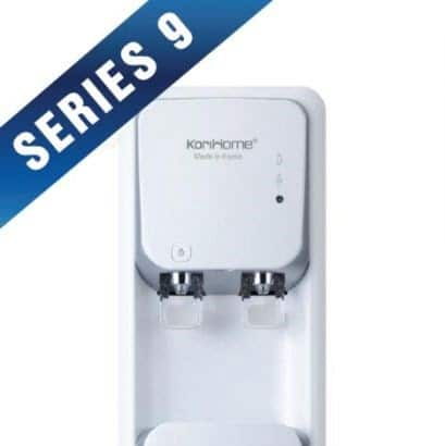 Máy lọc nước tích hợp nóng lạnh Korihome Series 9 [WPK-916]