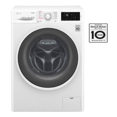 Máy giặt LG lồng ngang 8kg FC1408S4W2 Inverter Direct Drive