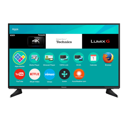 Smart Tivi Panasonic 43 inch TH-43EX600V 4K Ultra HDR