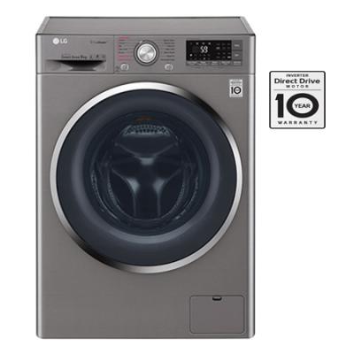 Máy giặt LG lồng ngang 9kg FC1409S2E Inverter Direct Drive