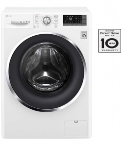 Máy giặt LG lồng ngang 9kg FC1409S3W Inverter Direct Drive