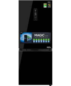 Tủ Lạnh AQUA Inverter 317 Lít AQR-IG338EB(GB)