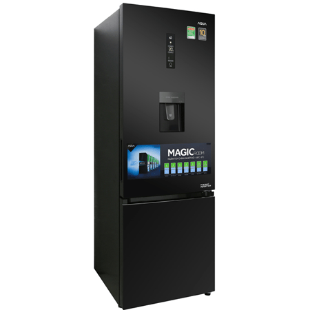 Tủ Lạnh AQUA Inverter 350 Lít AQR-IW378EB(BS)