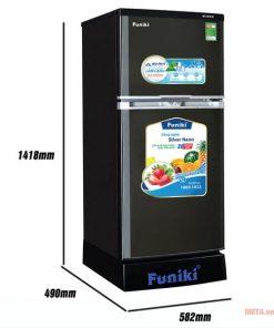 Tủ lạnh Funiki FR-156ISU - 150 lít