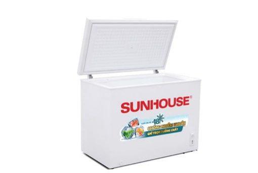 Tủ đông 1 ngăn 1 cánh SUNHOUSE SHR-F1283W1